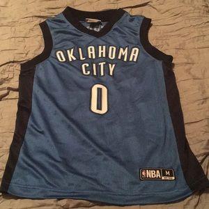 Boys NBA jersey